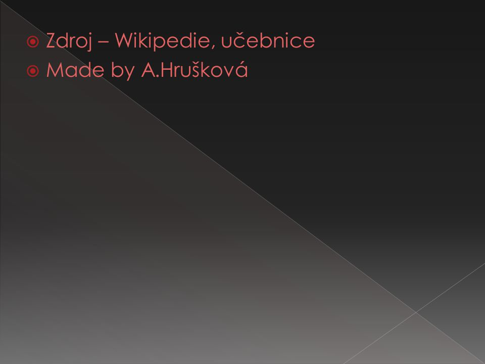 Zdroj – Wikipedie, učebnice