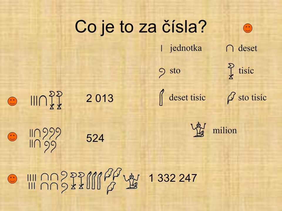 Co je to za čísla 2 013 524 1 332 247