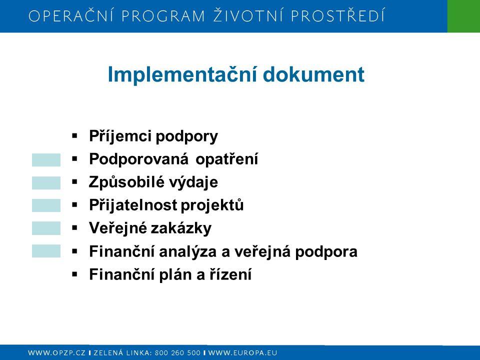 Implementační dokument