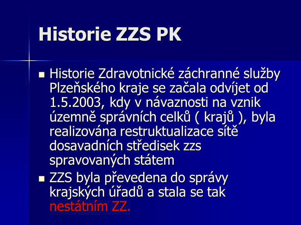 Historie ZZS PK