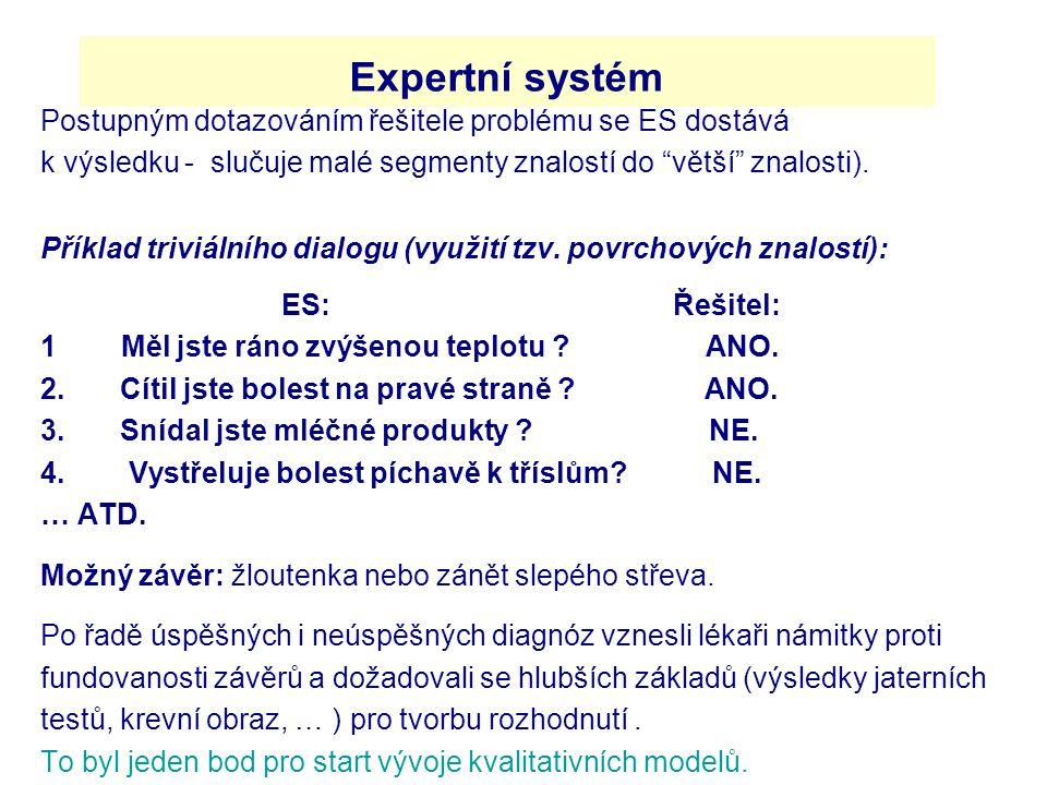 3.4.2017 Expertní systém.