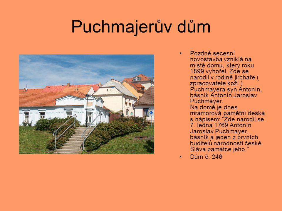 Puchmajerův dům
