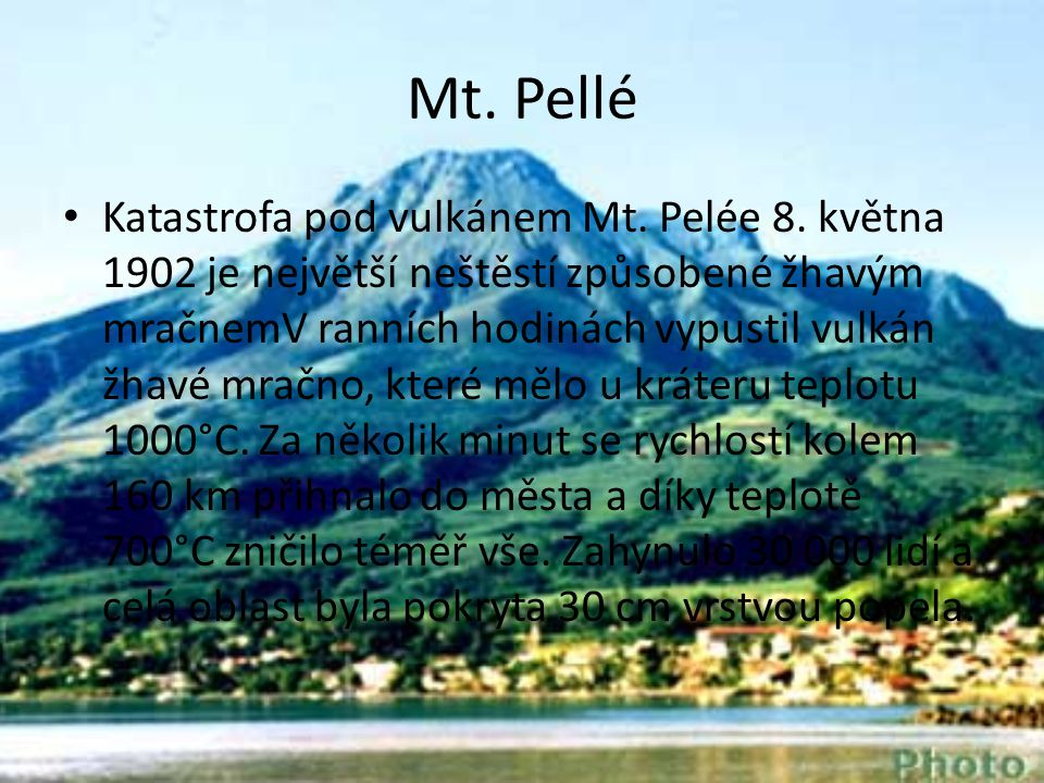 Mt. Pellé