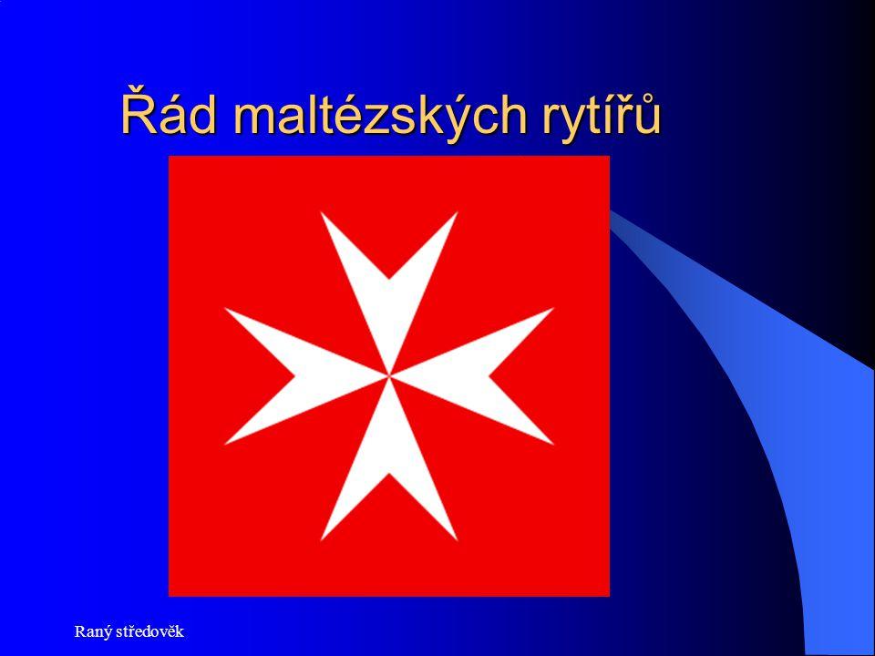 Řád maltézských rytířů