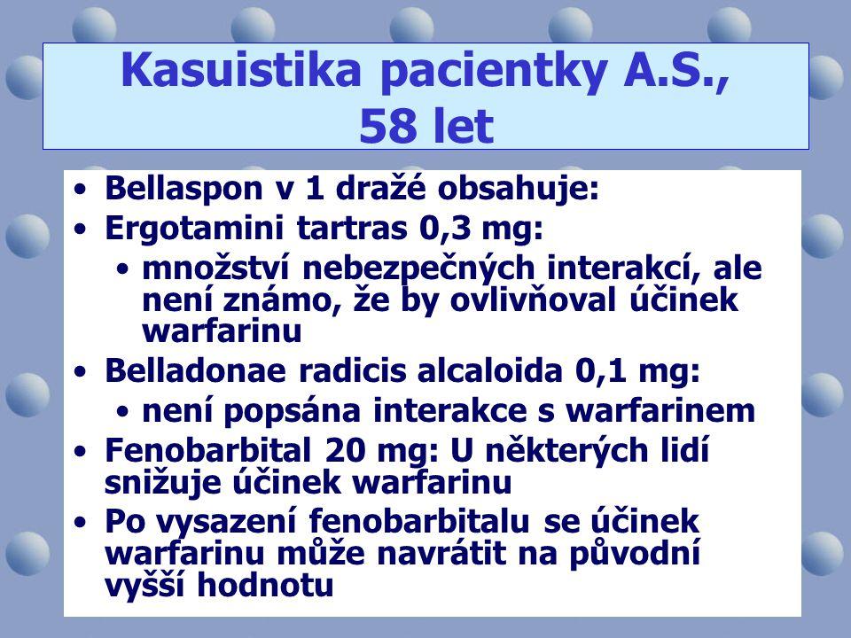 Kasuistika pacientky A.S.,