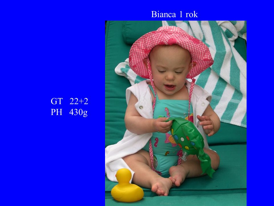 Bianca 1 rok GT 22+2 PH 430g