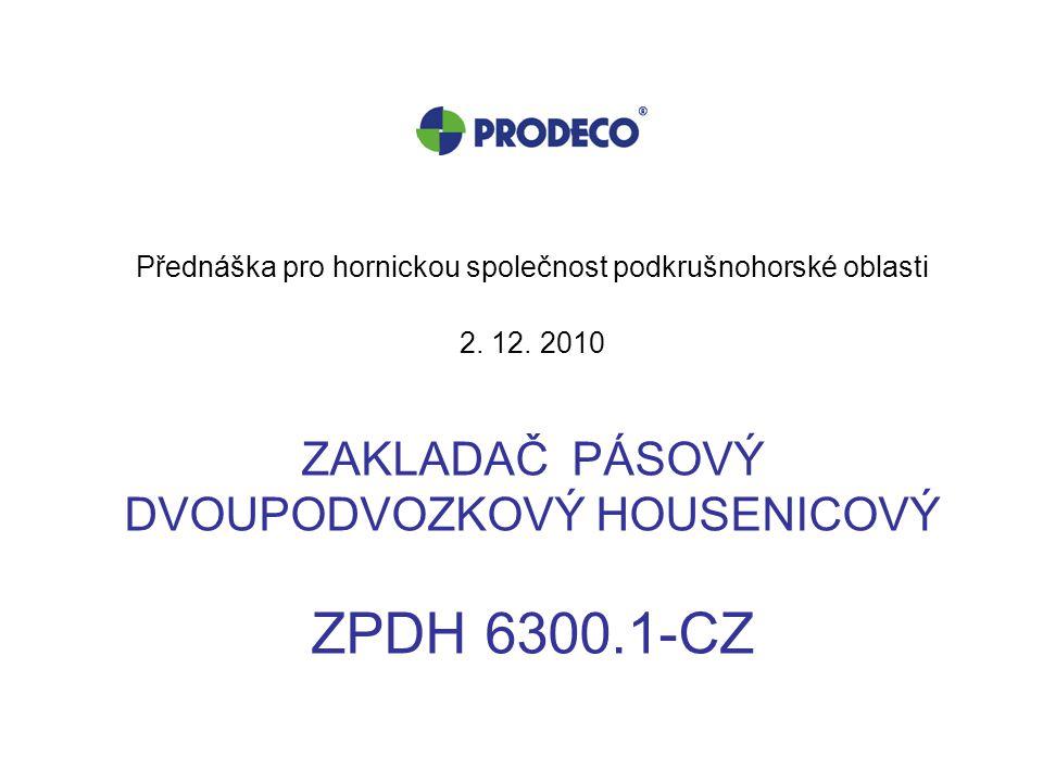 Přednáška pro hornickou společnost podkrušnohorské oblasti 2. 12
