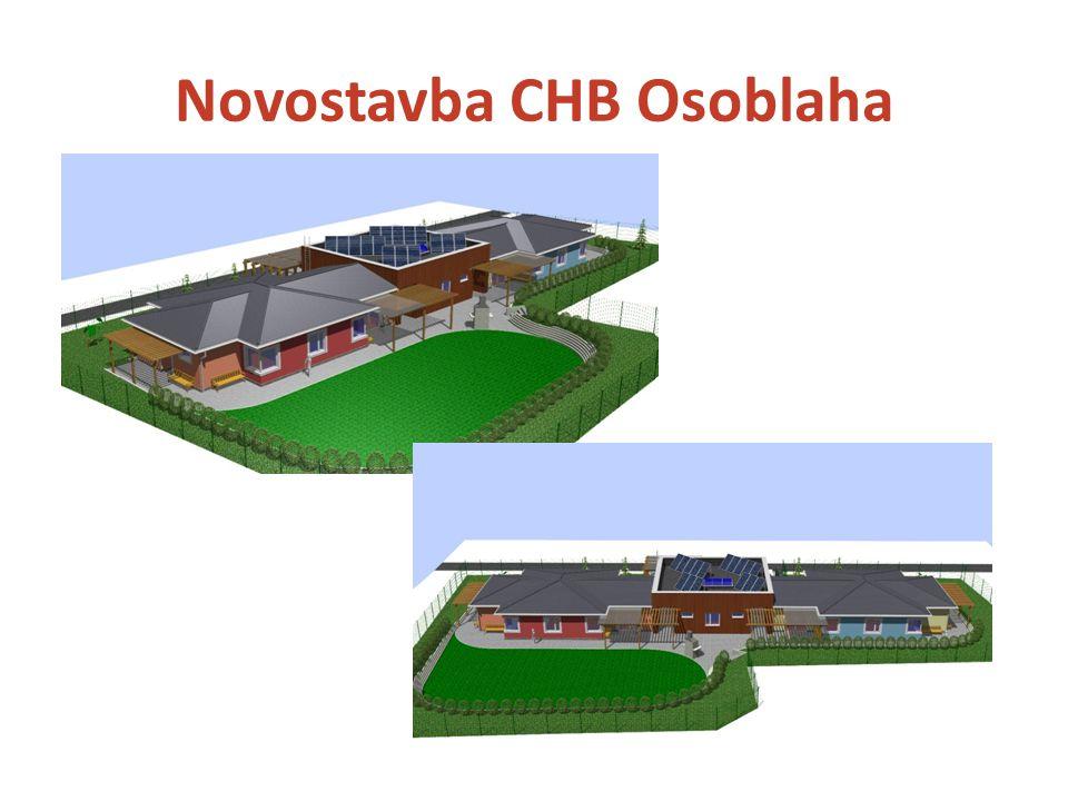 Novostavba CHB Osoblaha