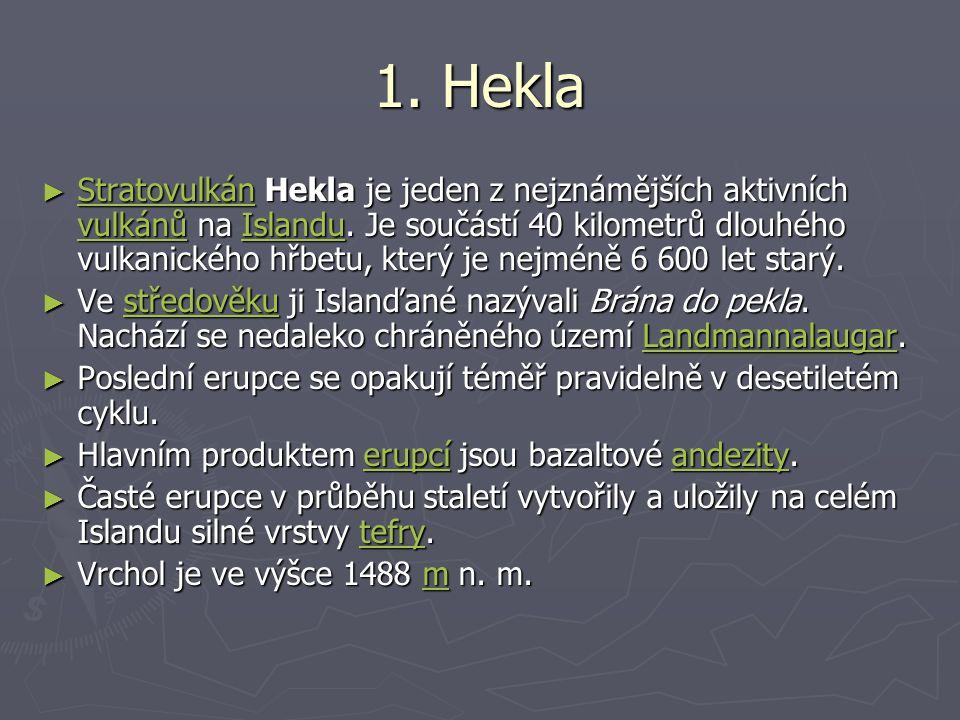 1. Hekla