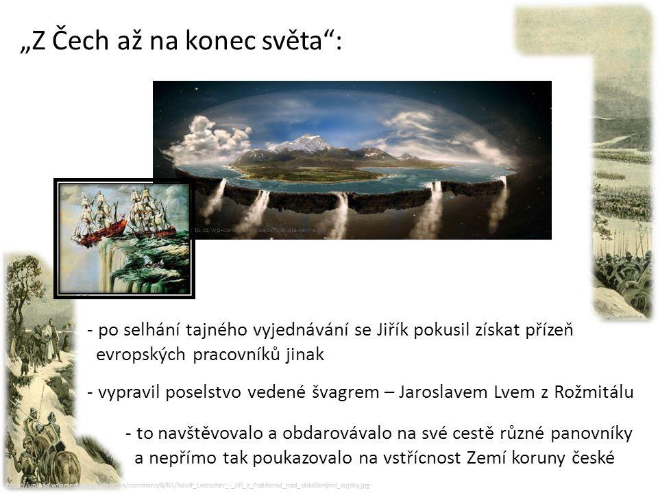"""""""Z Čech až na konec světa :"""