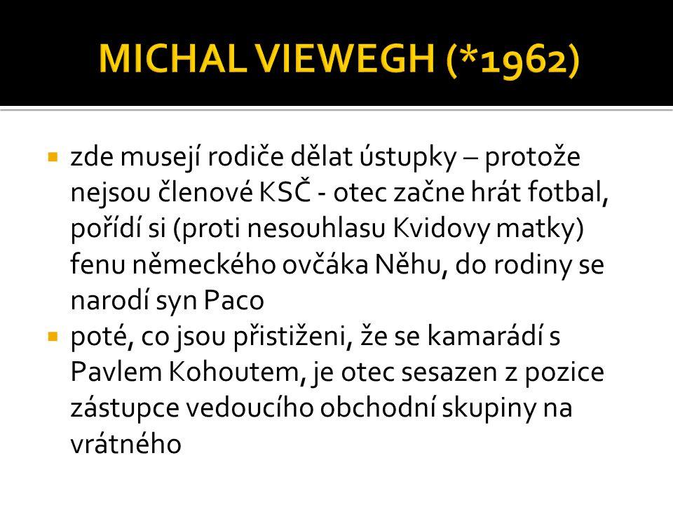 MICHAL VIEWEGH (*1962)