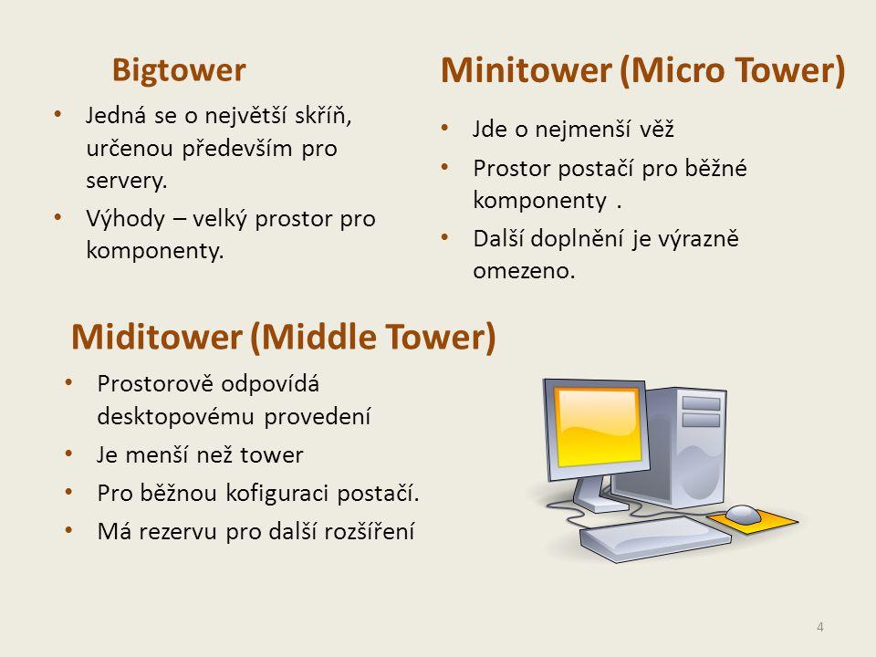 Minitower (Micro Tower)