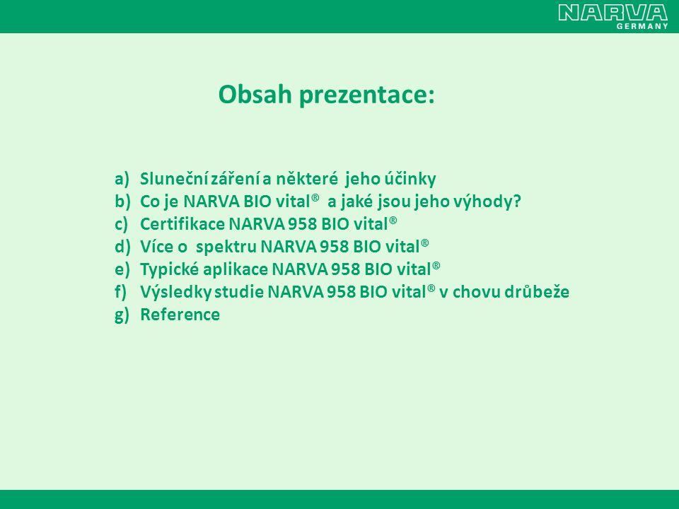 Obsah prezentace: Sluneční záření a některé jeho účinky