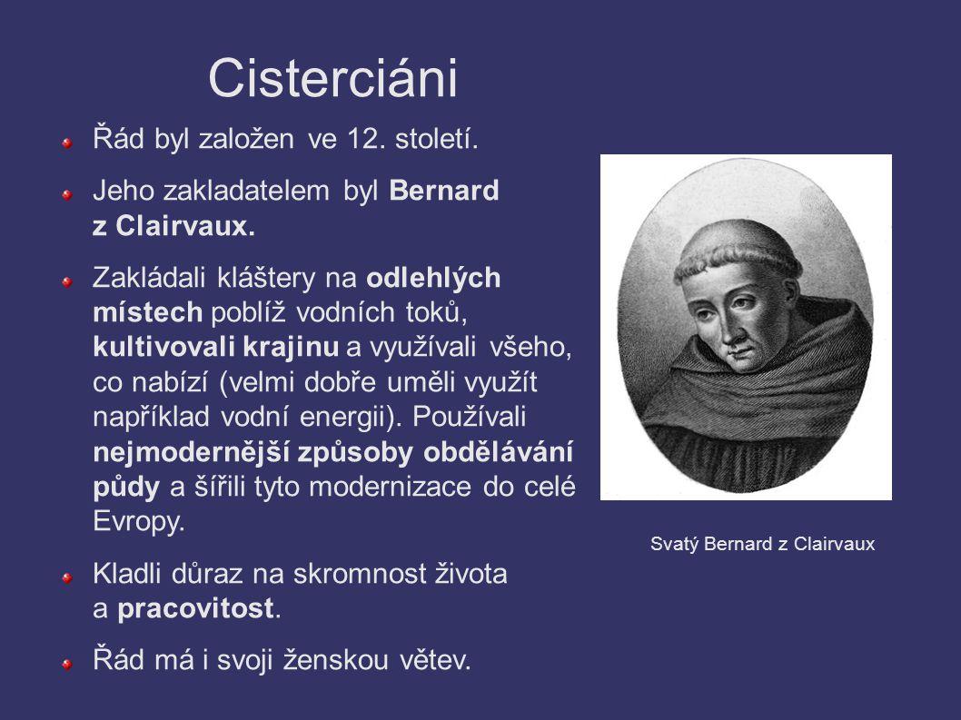 Svatý Bernard z Clairvaux