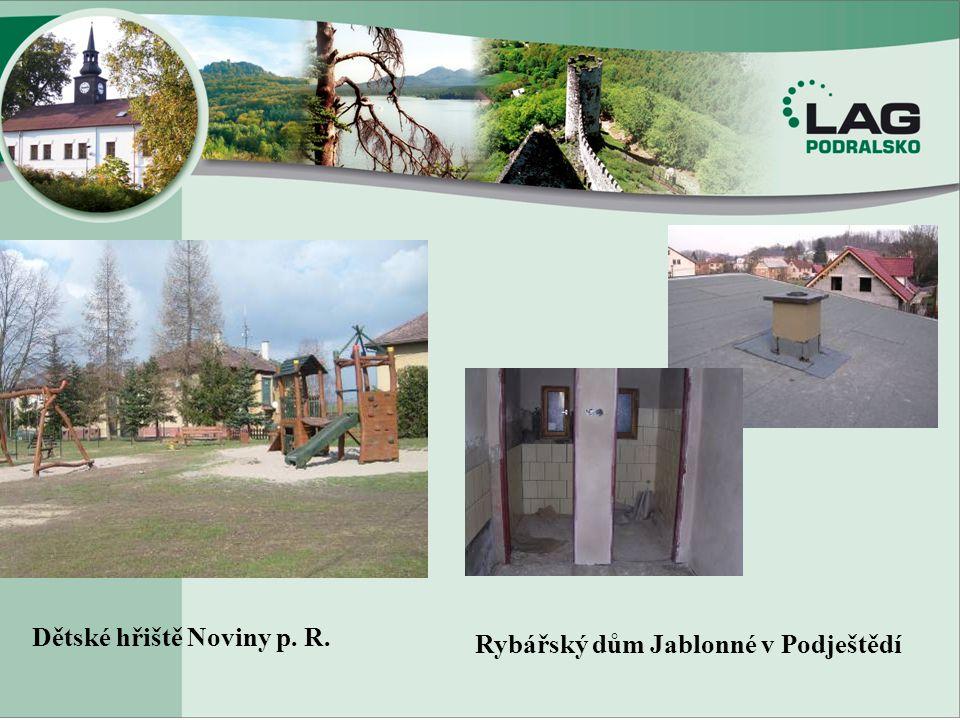 Dětské hřiště Noviny p. R.