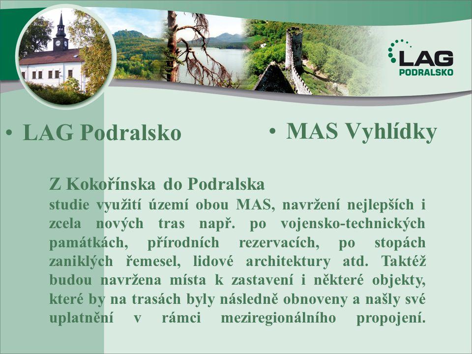 LAG Podralsko MAS Vyhlídky Z Kokořínska do Podralska