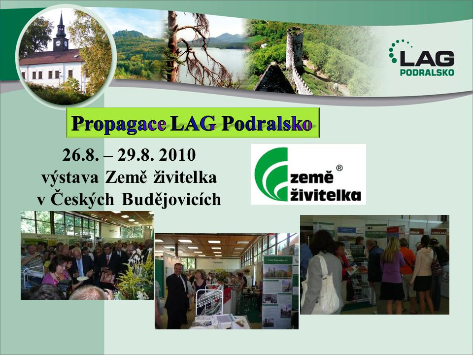 výstava Země živitelka v Českých Budějovicích