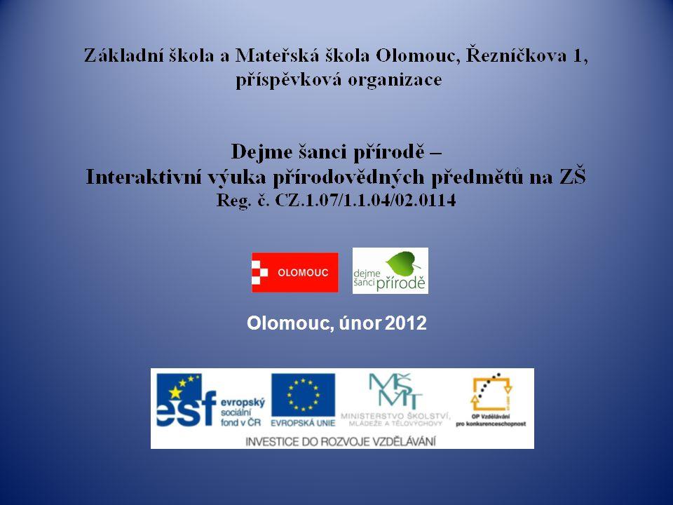 Olomouc, únor 2012