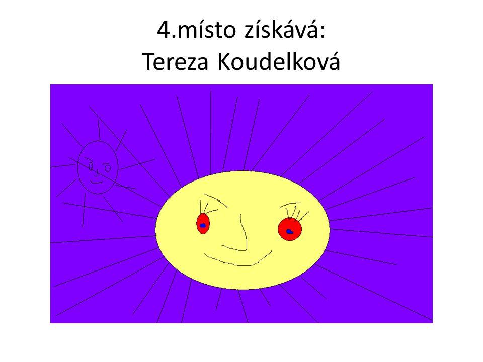 4.místo získává: Tereza Koudelková
