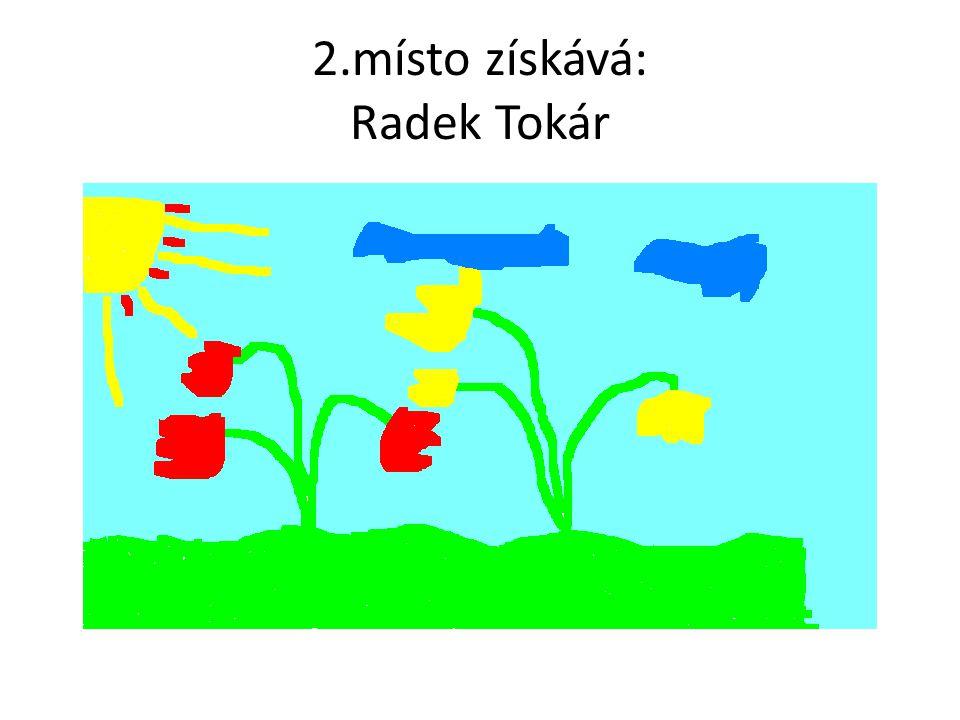 2.místo získává: Radek Tokár