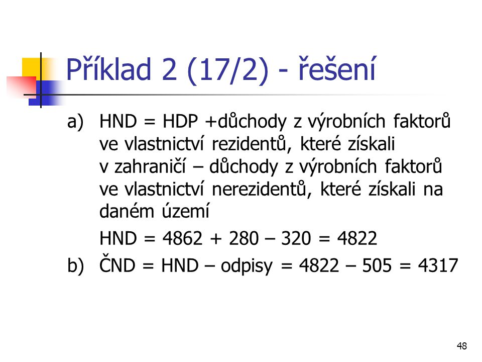 Příklad 2 (17/2) - řešení