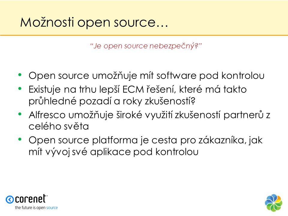 Je open source nebezpečný
