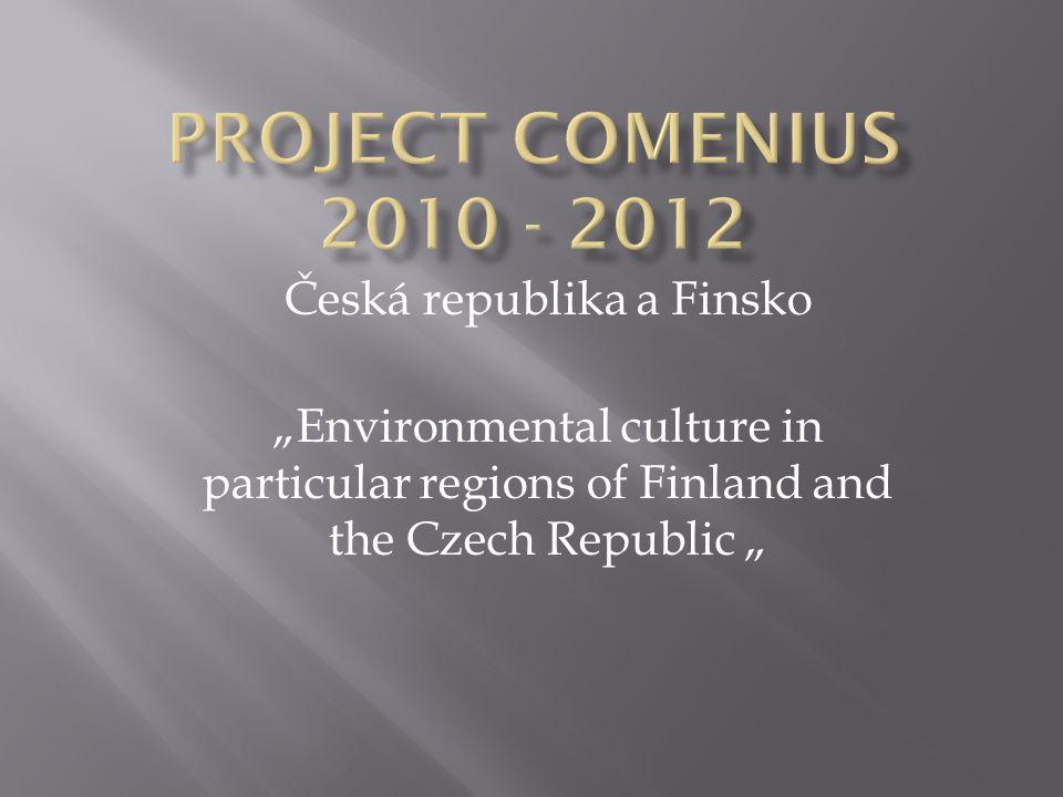 Česká republika a Finsko