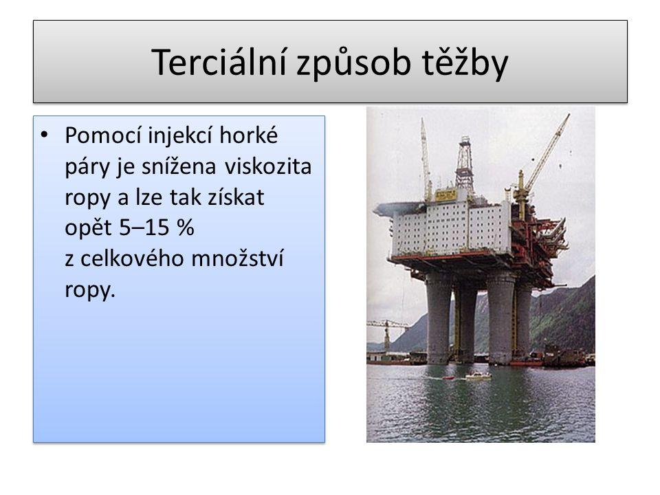 Terciální způsob těžby