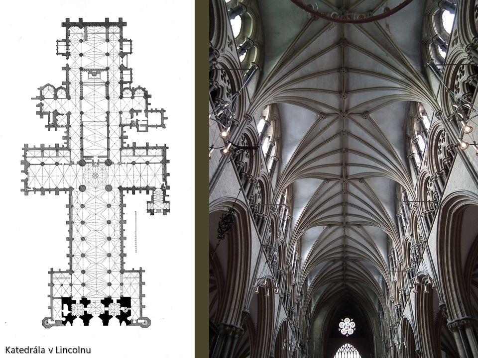 Katedrála v Lincolnu