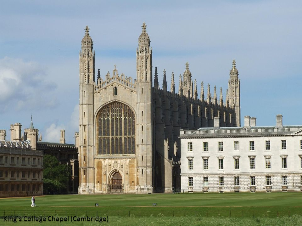 King´s College Chapel (Cambridge)