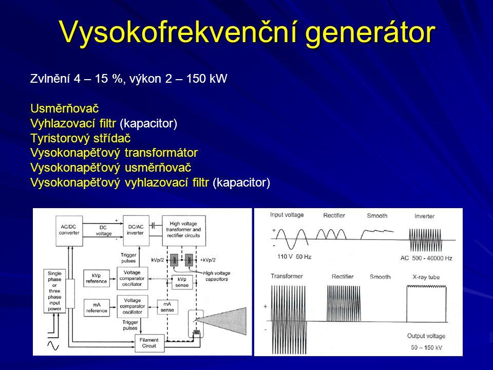 Vysokofrekvenční generátor