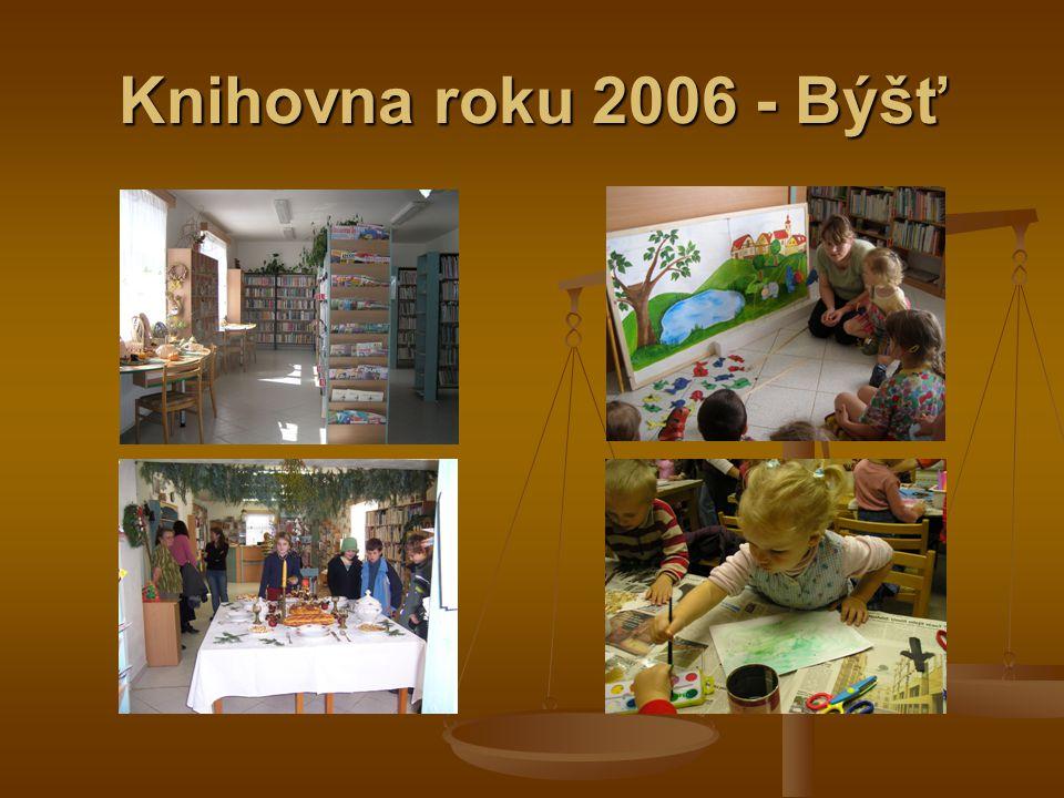 Knihovna roku 2006 - Býšť