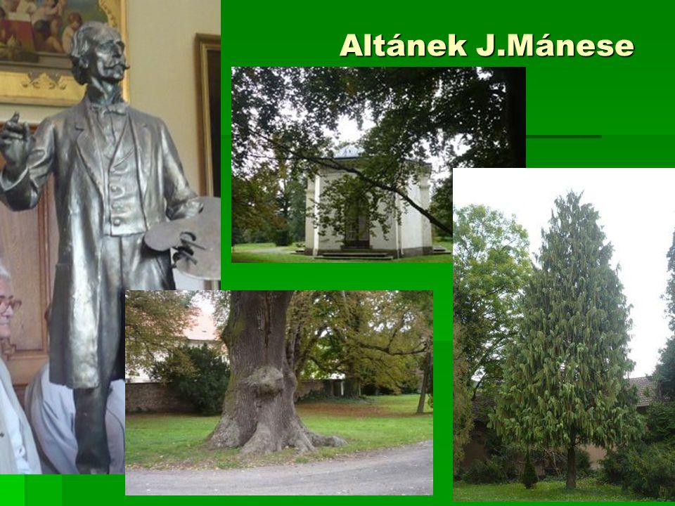 Altánek J.Mánese