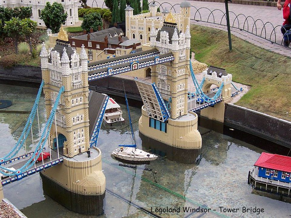 Legoland Windsor – Tower Bridge