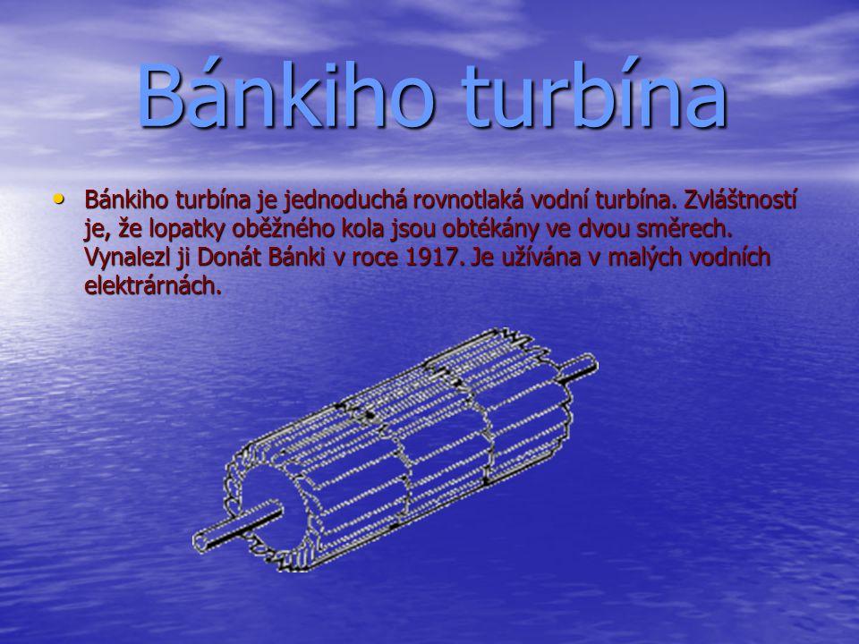 Bánkiho turbína