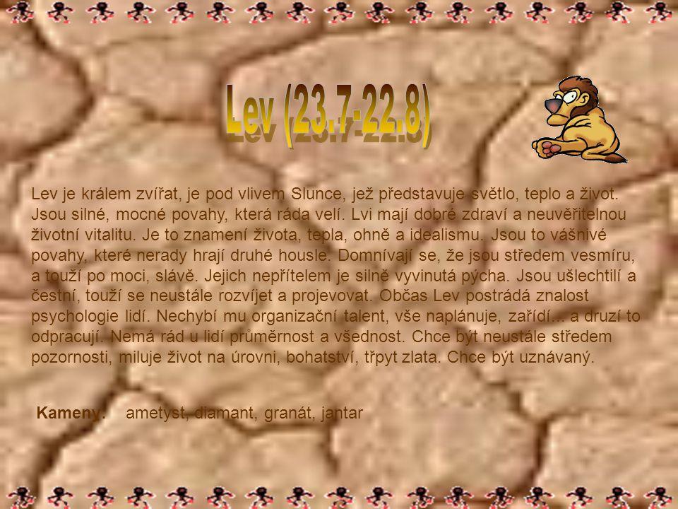 Lev (23.7-22.8)