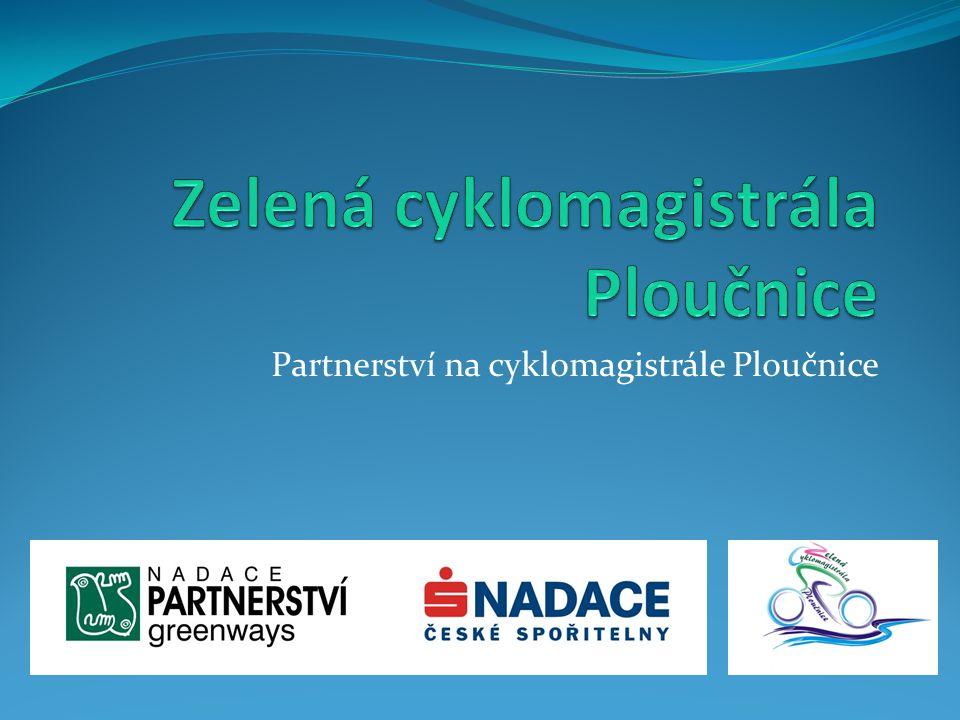 Zelená cyklomagistrála Ploučnice