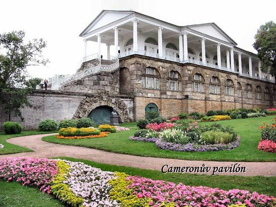 1 Cameronův pavilón