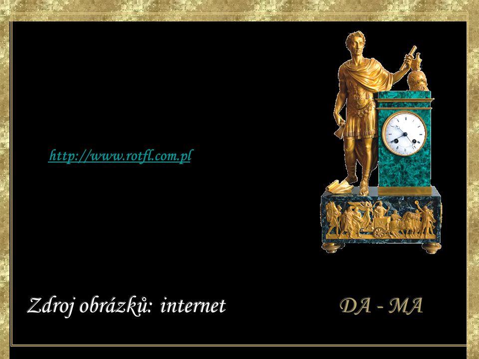 Zdroj obrázků: internet DA - MA
