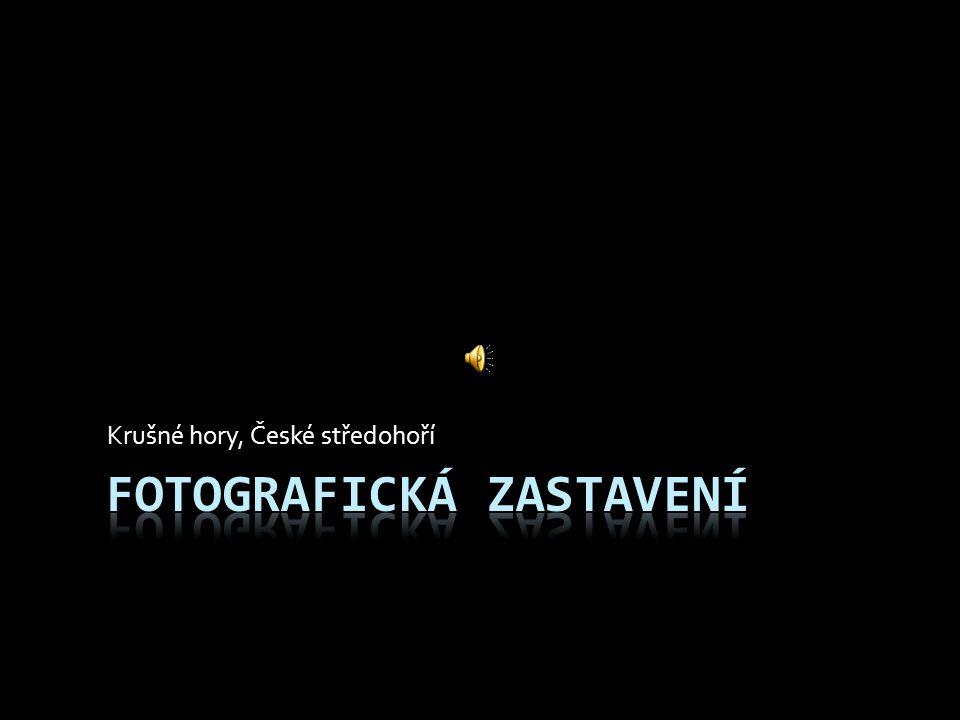 fotografická zastavení