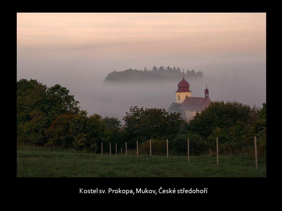 Kostel sv. Prokopa, Mukov, České středohoří