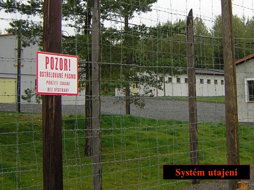 Systém utajení