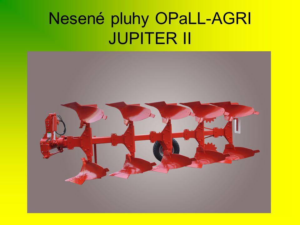 Nesené pluhy OPaLL-AGRI JUPITER II