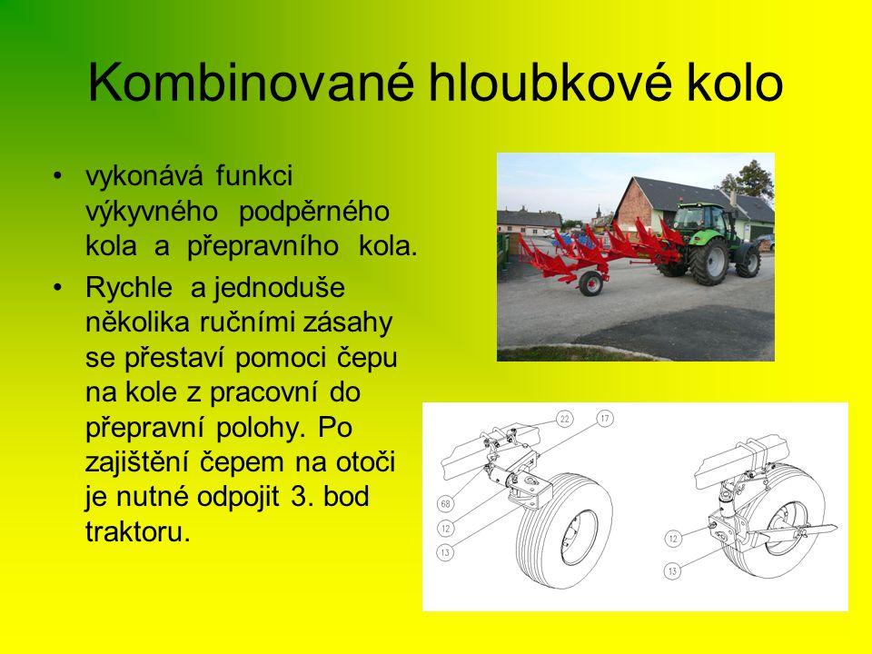 Kombinované hloubkové kolo