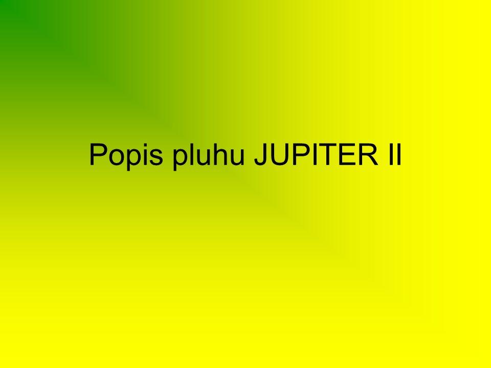 Popis pluhu JUPITER II