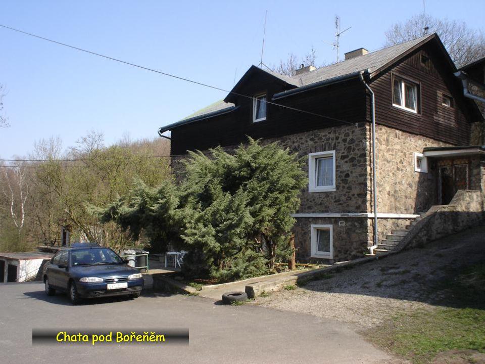 Chata pod Bořeňěm