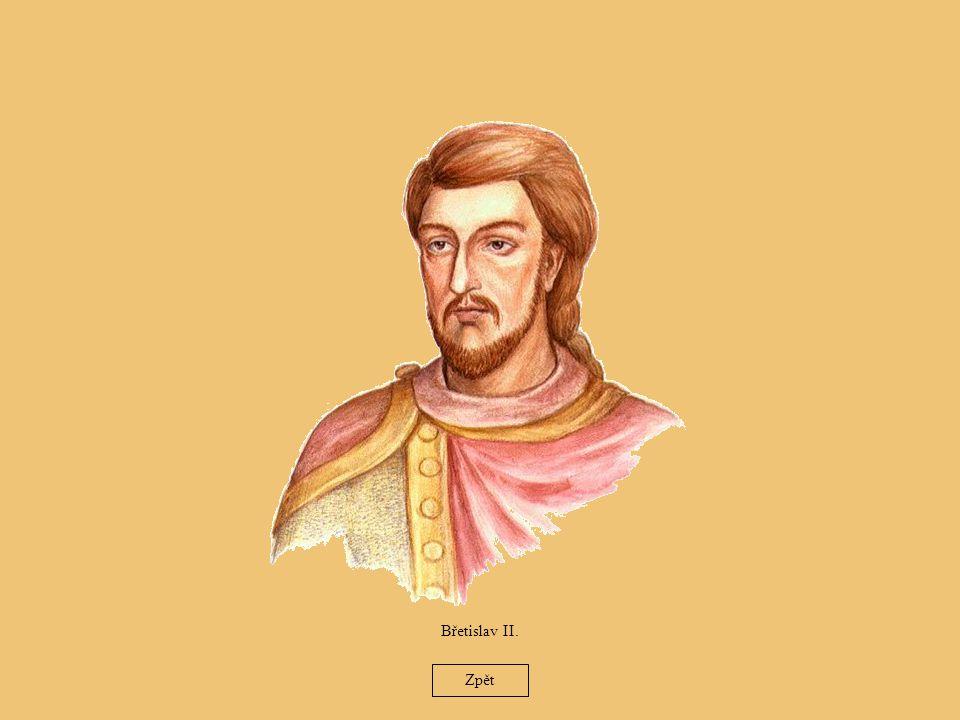 21 Břetislav II. Zpět