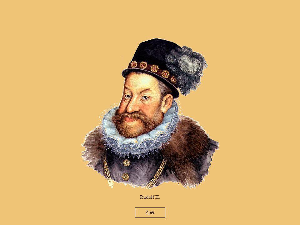 51 Rudolf II. Zpět