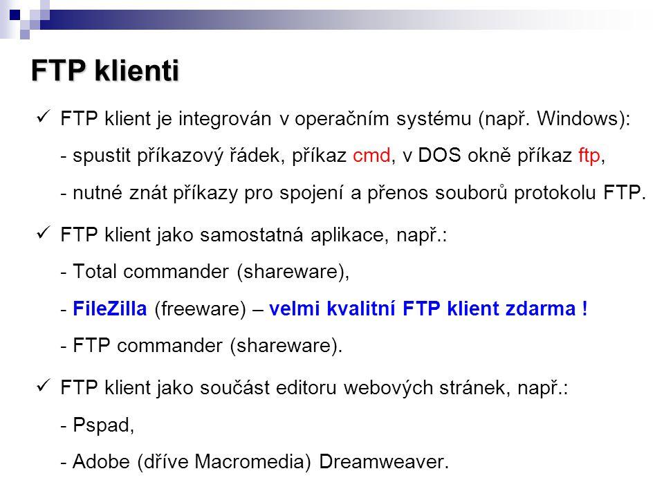 FTP klienti