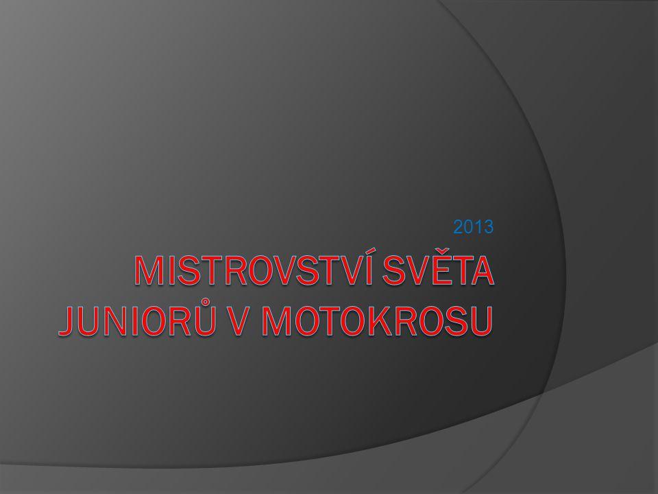 Mistrovství světa juniorů v motokrosu